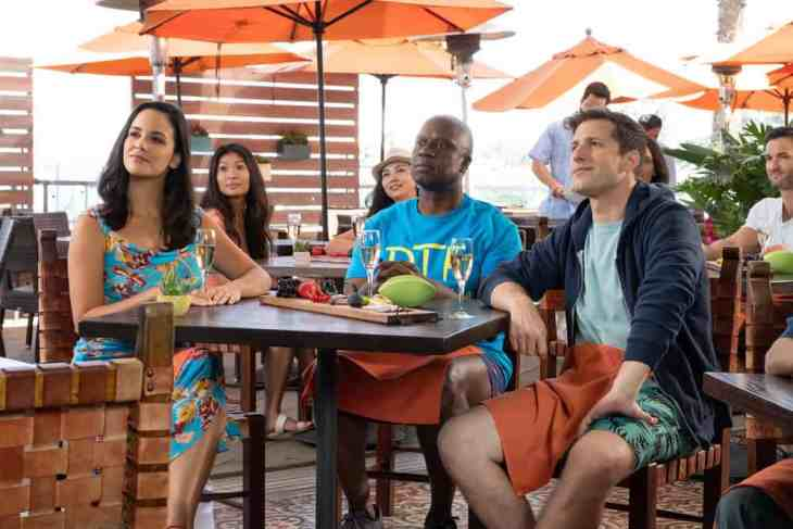 "Brooklyn Nine-Nine Season 6 Episode 1 - ""Honeymoon"""