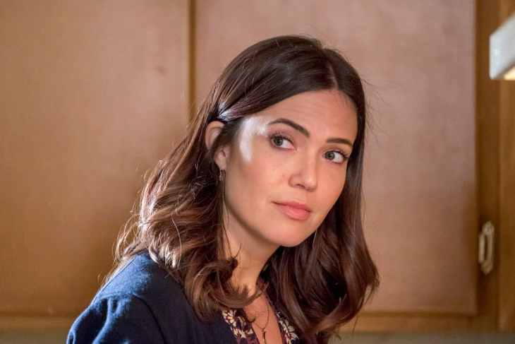 This Is Us Season 3 Episode 11 - Mandy Moore as Rebecca