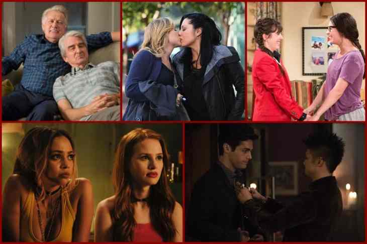 36 Greatest Lgbtq Television Couples From The Past Ten Years Tell
