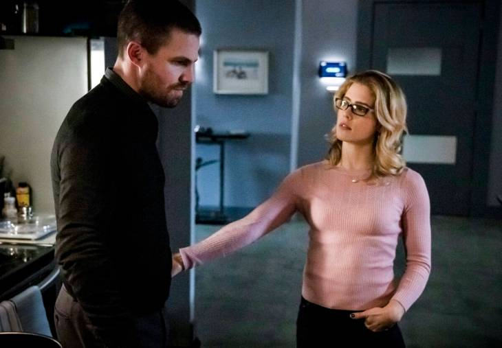 Arrow Season 7 Episode 13 - Star City Slayer