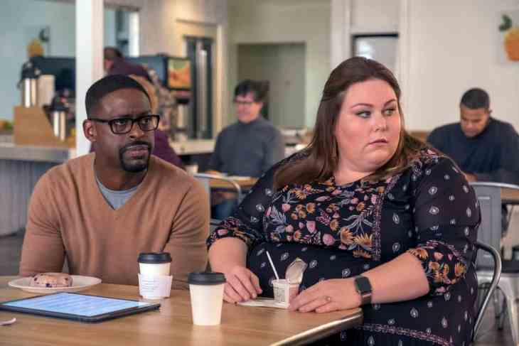 This Is Us Season 3 Episode 12 - Sterling K. Brown as Randall, Chrissy Metz as Kate