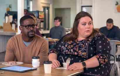 This Is Us Season 3 Episode 12 - Sterling K. Brown as Randall, Chrissy Metz as Kate