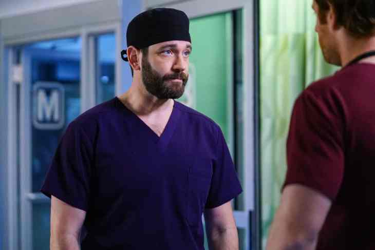 Chicago Med Season 4 Episode 14 - Colin Donnell as Connor Rhodes
