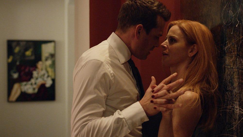 Suits Harvey Und Donna