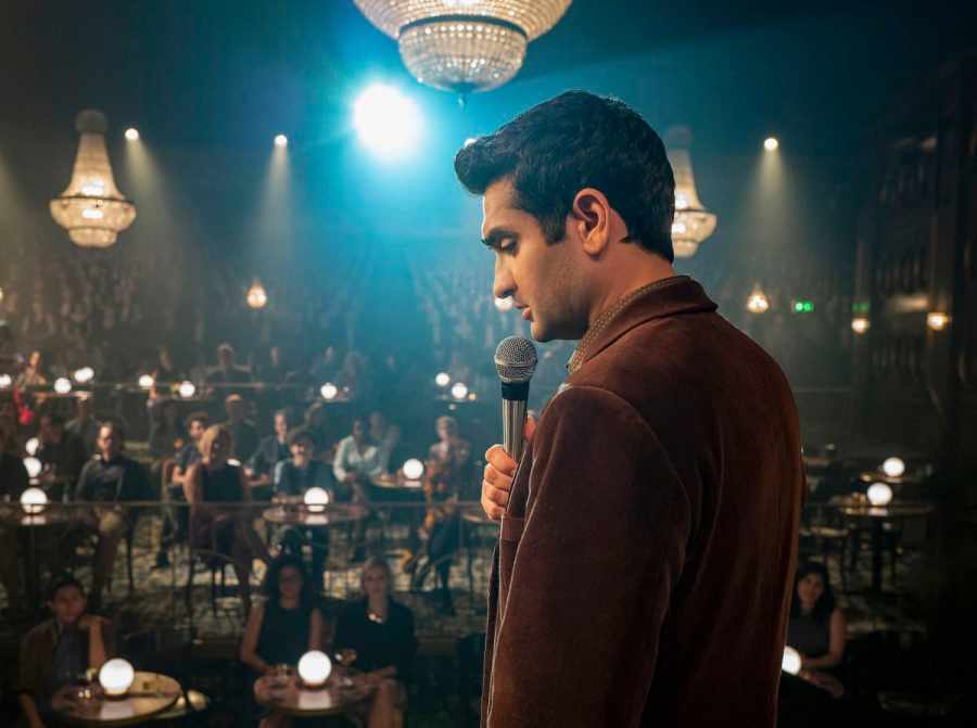 "THE TWILIGHT ZONE - ""The Comedian"" - Kumail Nanjiani as Samir Wassan"
