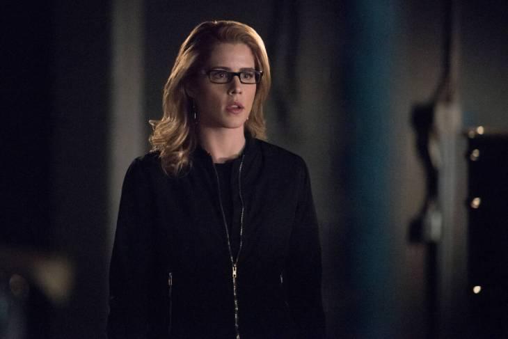 Arrow Season 7 Episode 18 - Emily Bett Rickards as Felicity Smoak