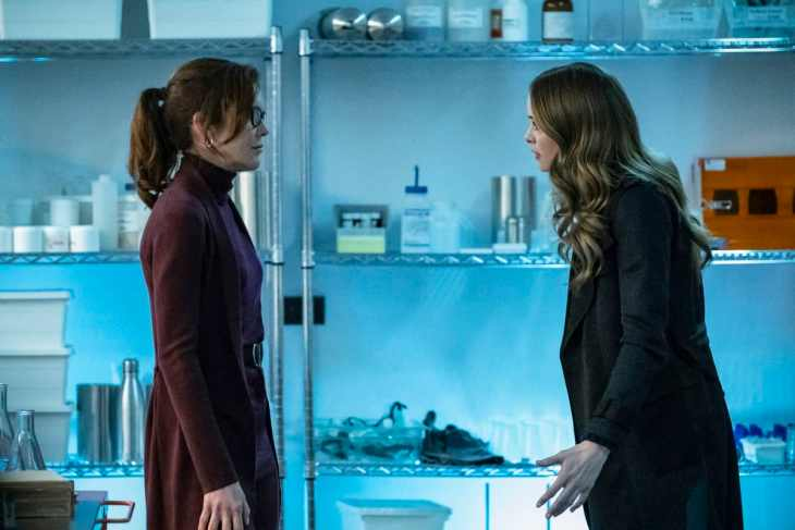 The Flash Season 5 Episode 19 - Snow Pack