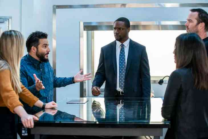 Blindspot - Season 4 Episode 17 - The Night of the Dying Breath
