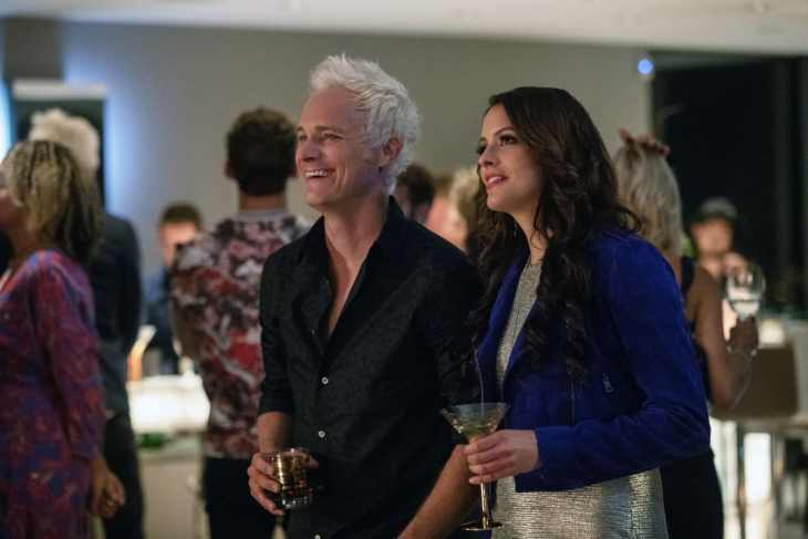 iZombie Season 5 Episode 4 - David Anders as Blaine and Gage Golightly as Al