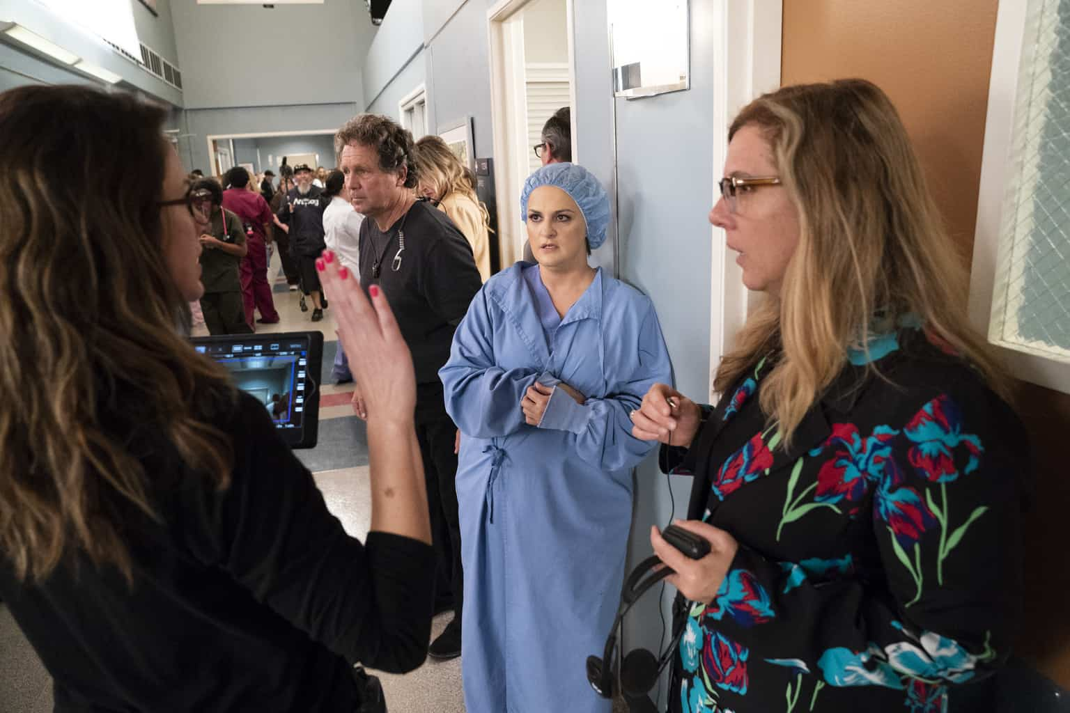 Grey's Anatomy: Elisabeth Finch on Why Jo's Story Changed and What's Next for Meredith After That Shocking Finale [Exclusive Interview]