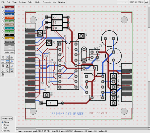 small resolution of lpr2dmx board layout