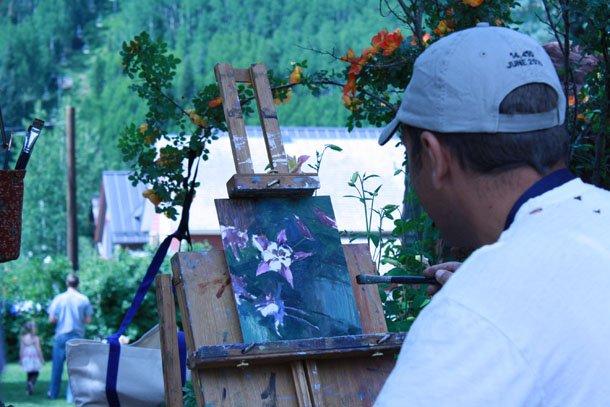 Check Out the Telluride Plein Air Festival