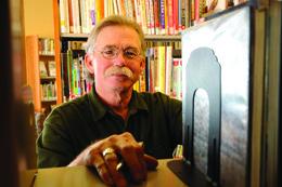 Telluride Librarian Oak Smith