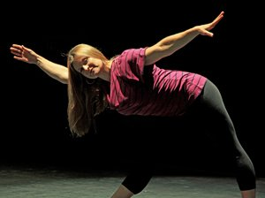 Telluride Dance Instructor and Choreographer Amanda Sturdevant
