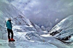everest expedition hilaree o'neill camp 3