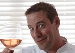 Patrick Laguens: Salted Boca with Prosciutto and Mozzarella