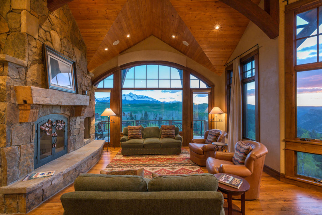 Rooms With a Mountain View   Real Estate   Telluride Properties