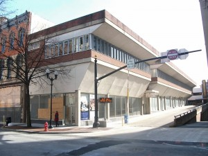 Earliest image I can find of Tellus360 building