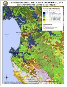 Dark fiber for California's Salinas Valley needs CPUC help | Steve on
