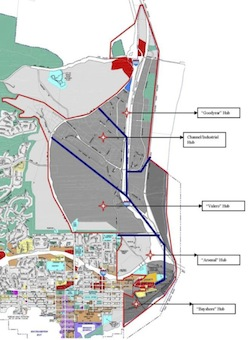 benicia industrial broadband project assessment