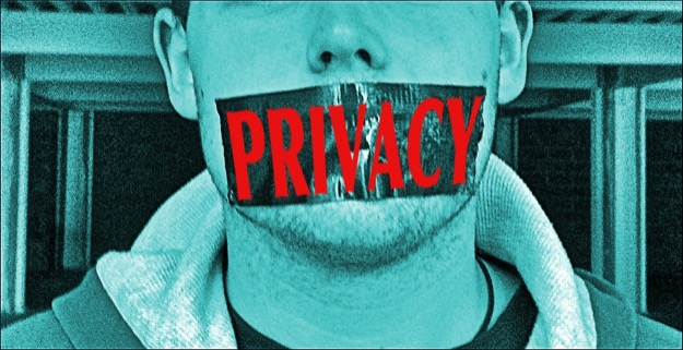 Gagged by privacy