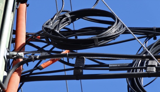Messy fiber attachments
