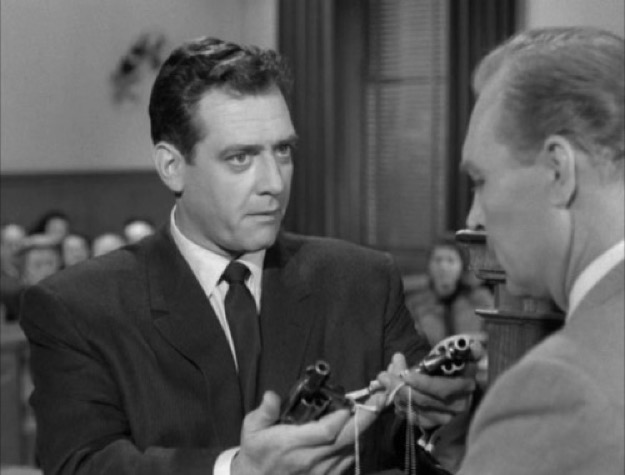 Perry mason cross exam