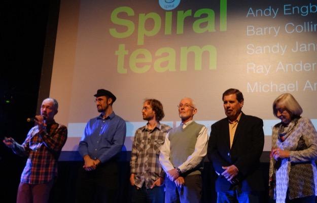 Spiral event 30oct2014