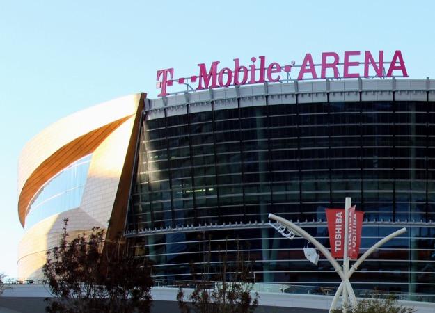 Tmobile arena