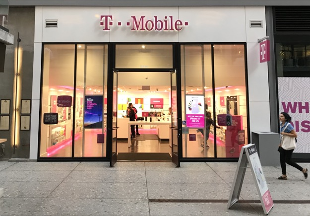 Tmobile store la 23oct2019