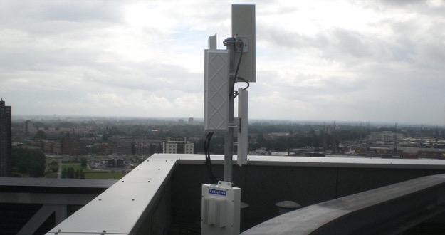 Wireless broadband hub