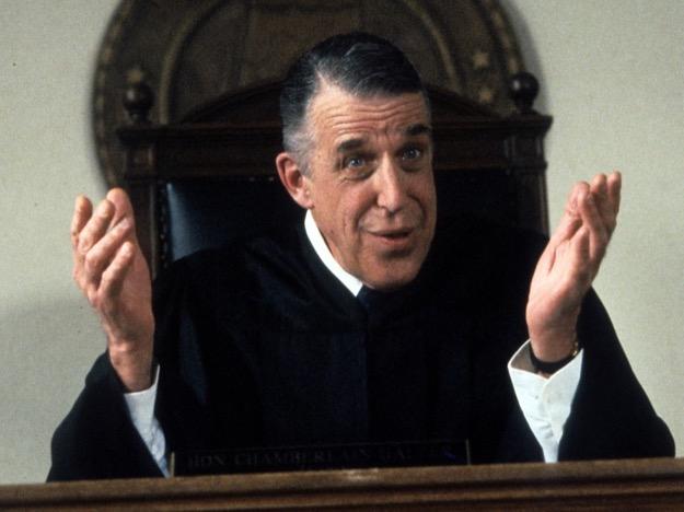Fred gwynne judge