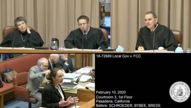 Ninth circuit oral argument pole preemption 10feb2020