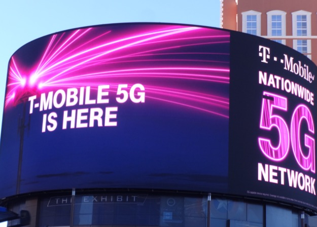Tmobile billboard 2 las vegas 6jan2020