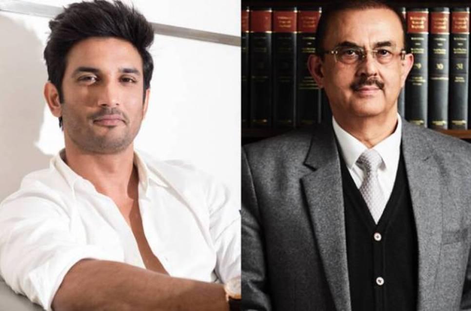 SSR death probe: Family lawyer Vikas Singh takes on Mumbai ...