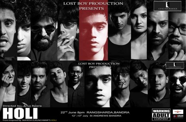 Vikas Guptas Lost Boy Productions gears up for the first