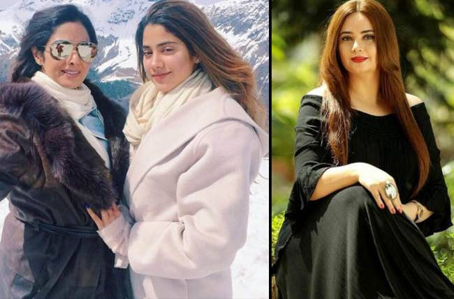 Sridevis daughter Janhvi Kapoor is a dedicated actor