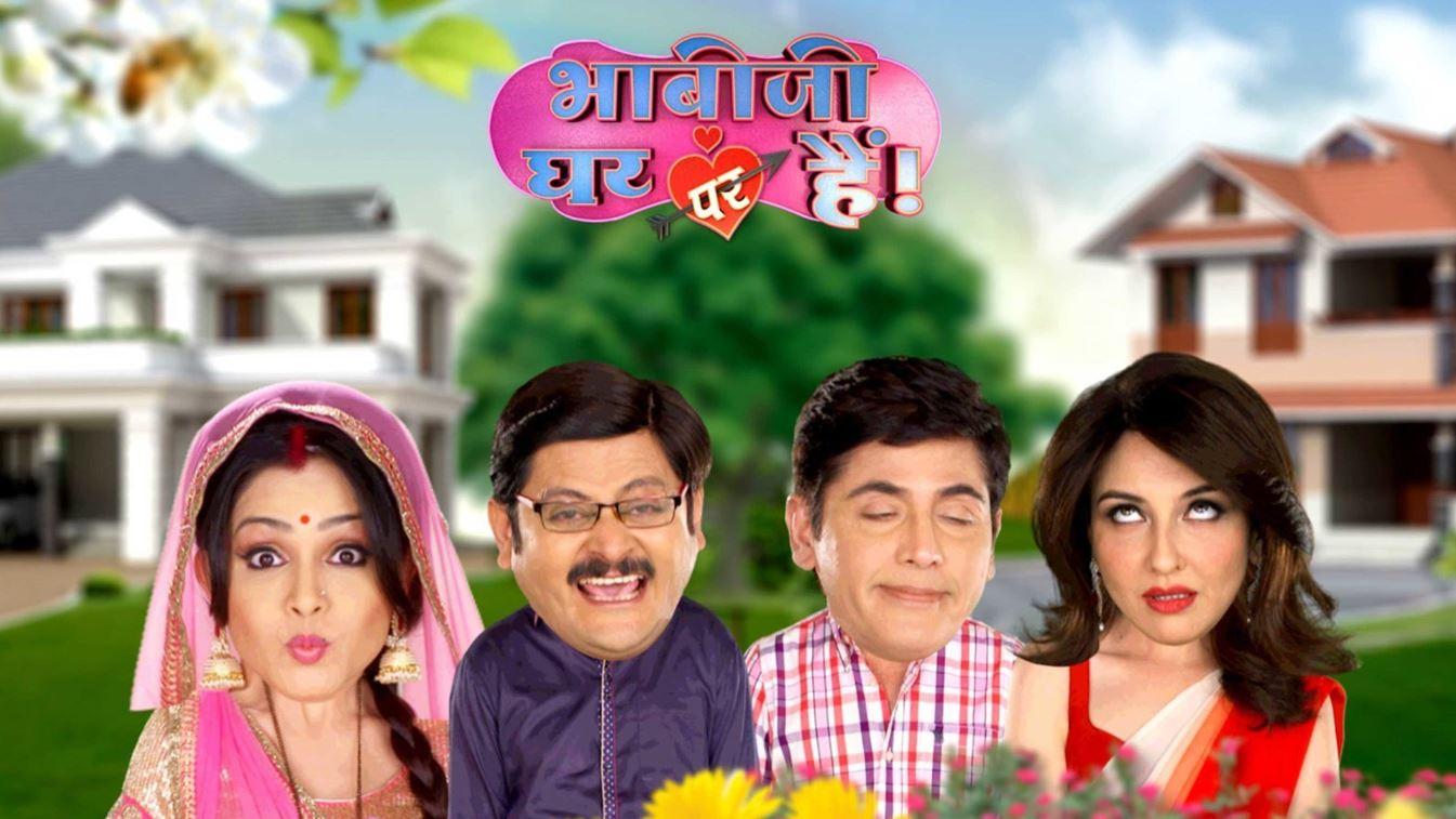 Bhabhi Ji Ghar Par Hai 11th October 2021 Written Episode Update Ram Leela in model colony.