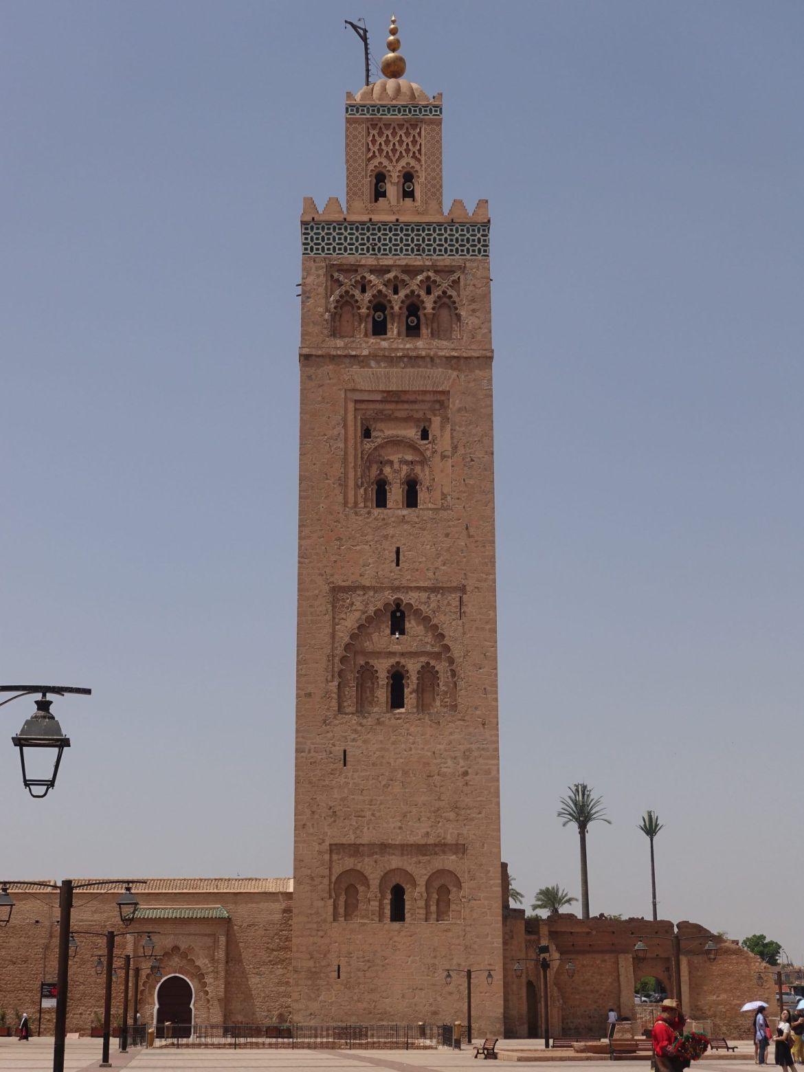 Mezquita Koutobia: Marrakech en una semana