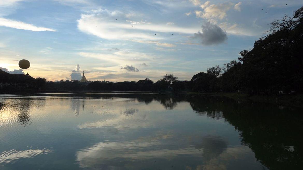 Parque de Kandawgyi, Yangón en 3 días