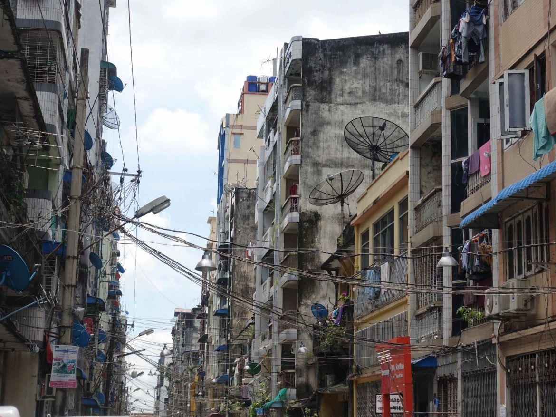 Yangón en 3 días, Myanmar