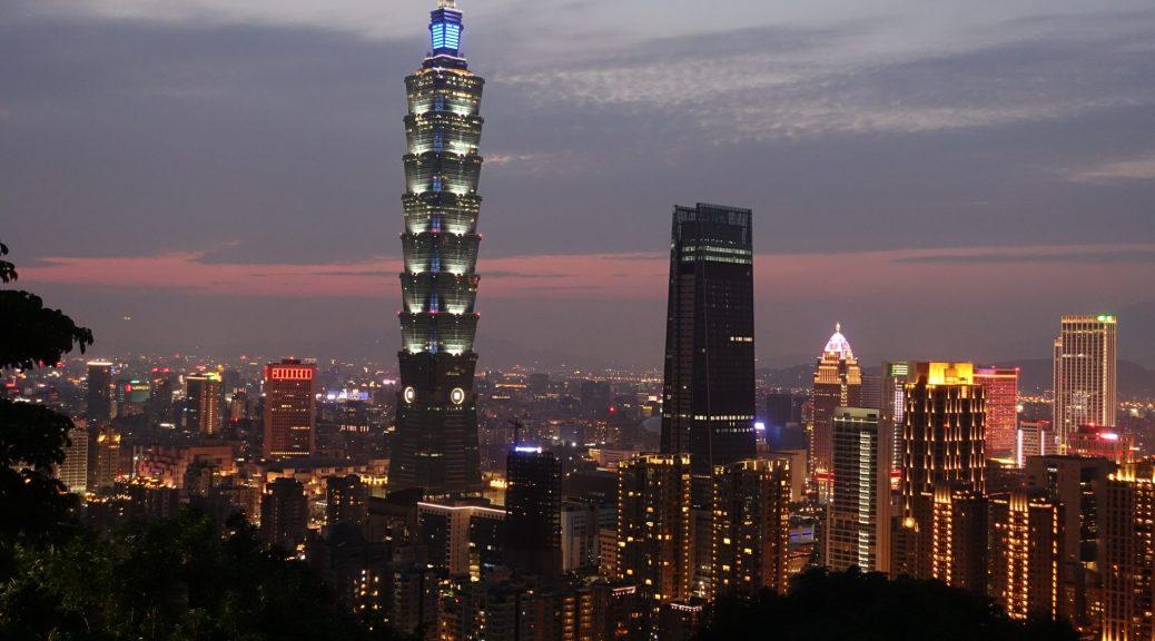 qué hacer en Taipei: Elephant Mountain