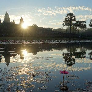 Itinerario de Camboya