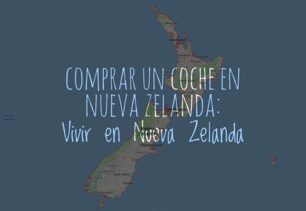 Comprar un coche en Nueva Zelanda