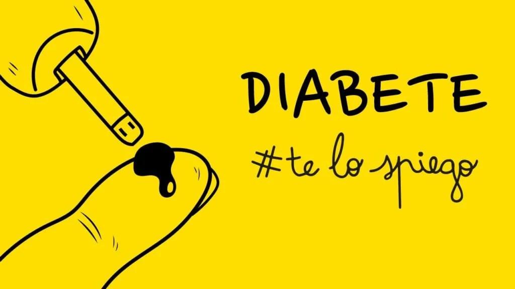 CHE COS'È IL DIABETE E COME FUNZIONA? #TELOSPIEGO!