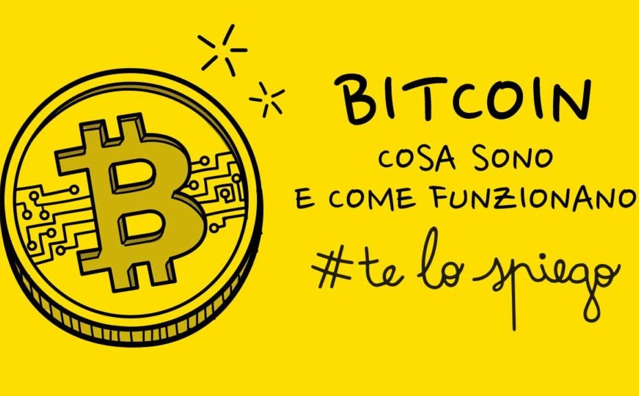 moneta bitcoin cosa sono e come funzionano thumbnail #telospiego