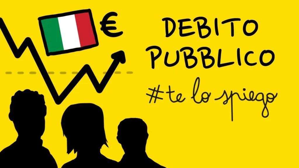 CHE COS'È IL DEBITO PUBBLICO? #TELOSPIEGO!