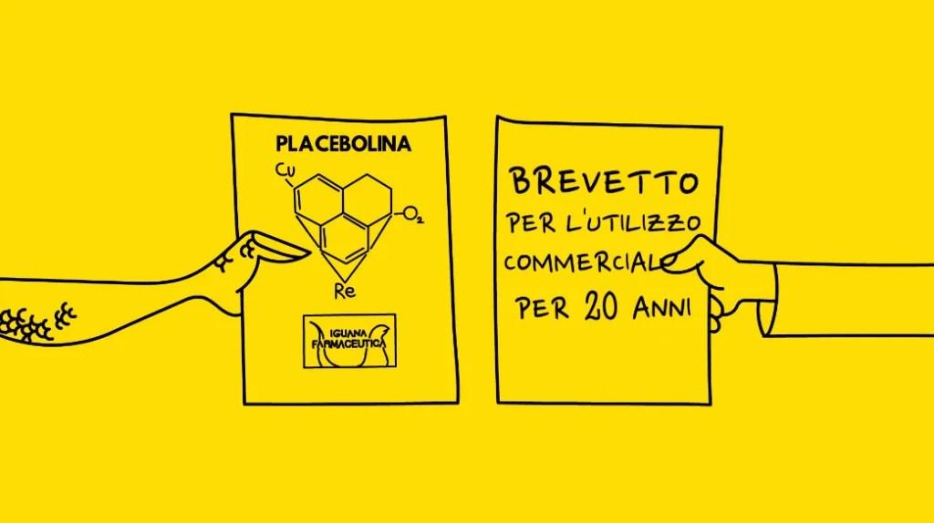 azienda farmaceutica brevetta principio attivo farmaco