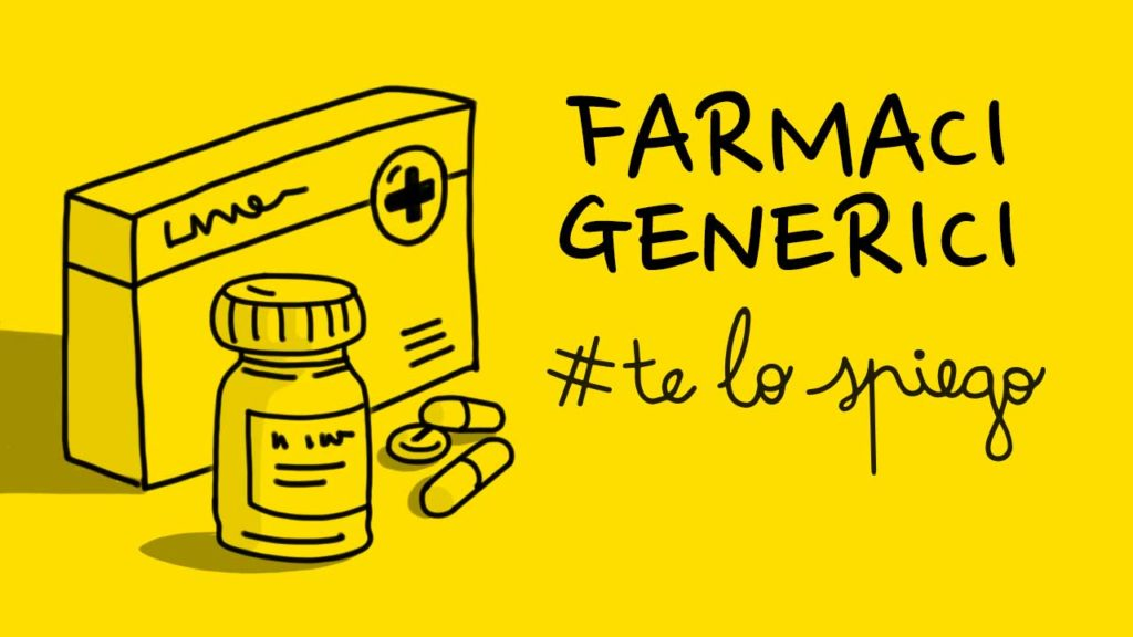 TUTTO QUELLO CHE BISOGNA SAPERE SUI FARMACI GENERICI | #TELOSPIEGO