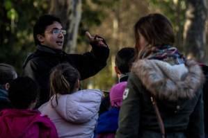 Visitas a los jardines de Aranjuez para colegios (primaria) - 08
